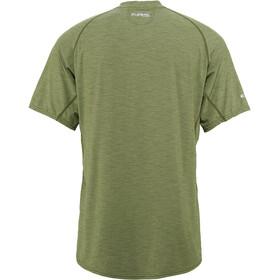 NRS H2Core Silkweight Camiseta Manga corta Hombre, Oliva
